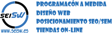 SEISW- Programacion, diseño WEB y Marketing Online